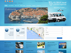 Taxi transfers Croatia