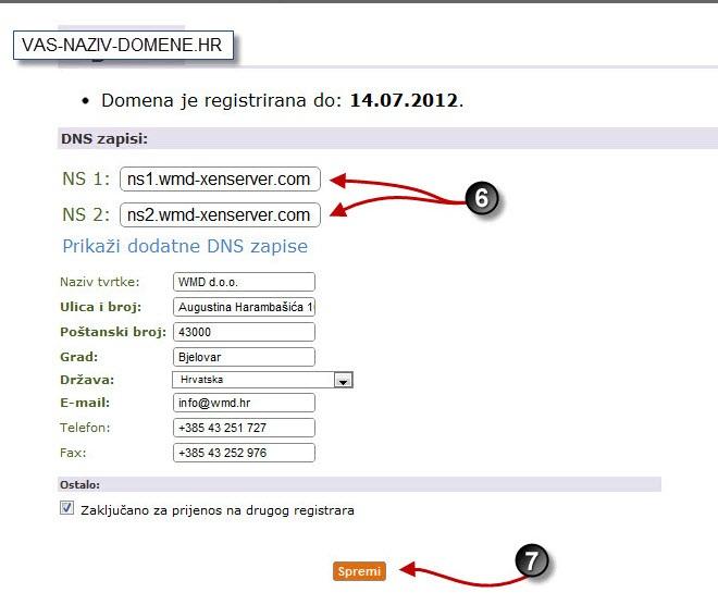besplatne domena