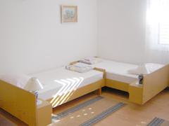 Iznajmljivanje apartmana - Trokrevetna soba