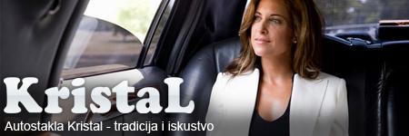 Autostakla Kristal Bjelovar, Auto stakla Kristal