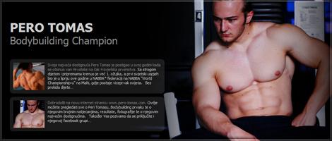 Bodybuilding, Body Building, Body builder, Pero Tomas, Bodybuilding prvak, Fitness, Masa, Definicija, Vježbe, Hrvatska