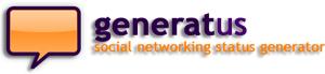 Generatus - status generator