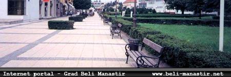 Internet portal - grad Beli Manastir