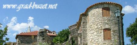Internet portal - grad Buzet