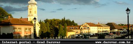 Internet portal - grad Daruvar