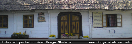 Internet portal - grad Donja Stubica