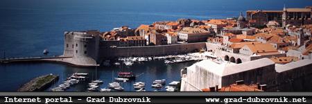 Internet portal - grad Dubrovnik