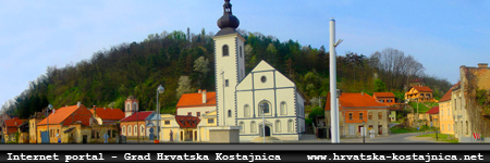 Internet portal - grad Hrvatska Kostajnica