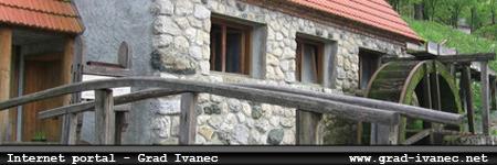 Internet portal - grad Ivanec