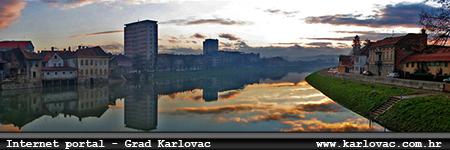Internet portal - grad Karlovac