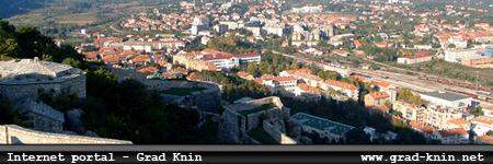 Internet portal - grad Knin
