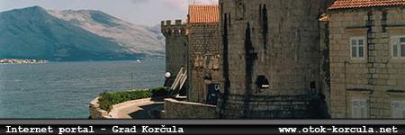 Internet portal - grad Korčula