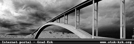 Internet portal - grad Krk