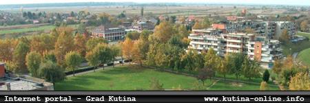 Internet portal - grad Kutina