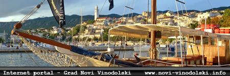 Internet portal - grad Novi Vinodolski