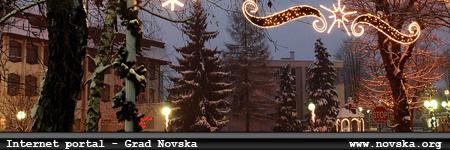 Internet portal - grad Novska