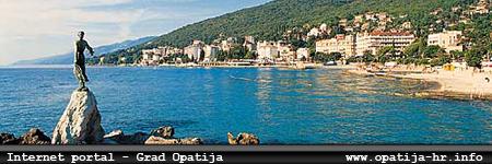 Internet portal - grad Opatija