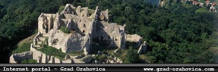 Internet portal - grad Orahovica