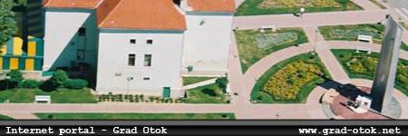 Internet portal - grad Otok