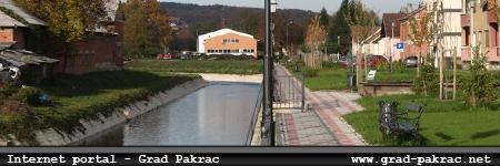 Internet portal - grad Pakrac
