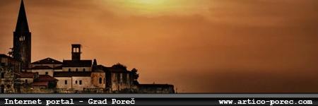 Internet portal - grad Poreč