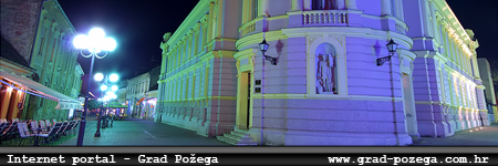 Internet portal - grad Požega