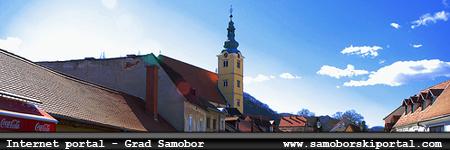 Internet portal - grad Samobor