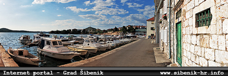Internet portal - grad Šibenik