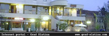 Internet portal - grad Slatina