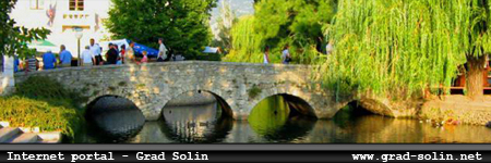 Internet portal - grad Solin