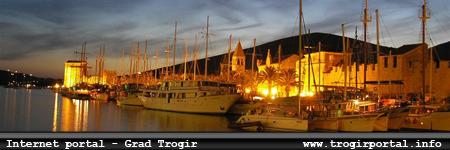 Internet portal - grad Trogir