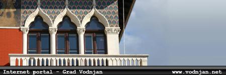 Internet portal - grad Vodnjan