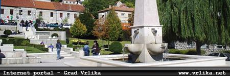 Internet portal - grad Vrlika