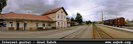 Internet portal - grad Zabok