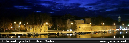Internet portal - grad Zadar