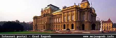 Internet portal - grad Zagreb