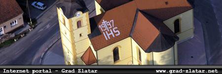 Internet portal - grad Zlatar