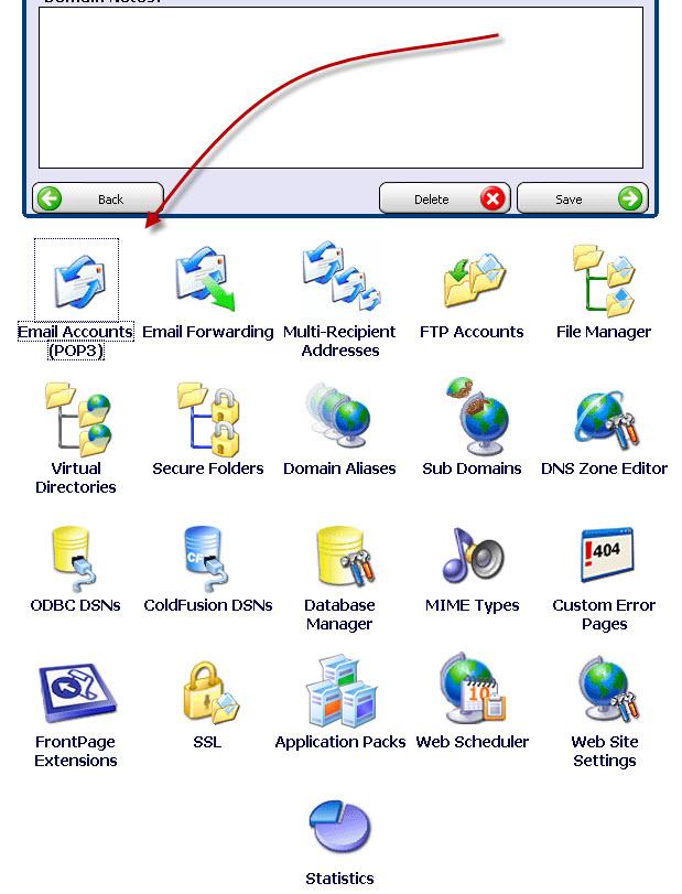 Kreiranje e-maila