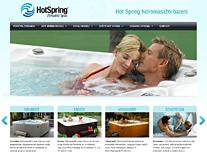HotSpring hidromasažni bazeni