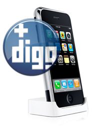 Digg za iPhone