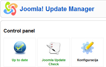 Joomla! Update Manager