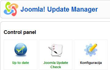 Joomla! Update Manager
