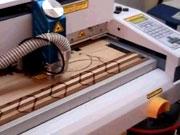 Laserski stroj