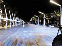 LED Rasvjeta - Splitska riva