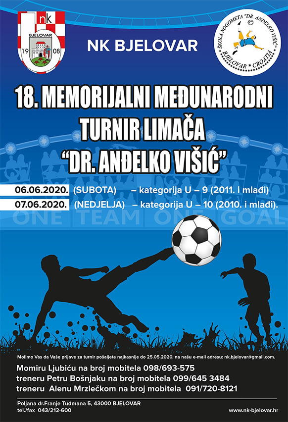 Nogometni turnir Dr. Anđelko Višić
