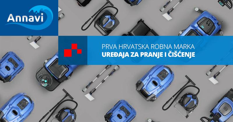 ANNAVI - Prva hrvatska robna marka uređaja za pranje i čišćenje