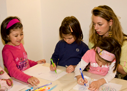 Galerija suvremene umjetnosti VIVODA - likovne radionice za djecu