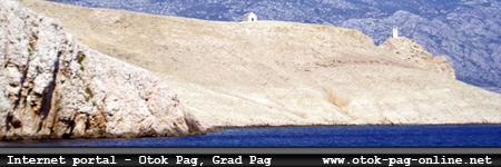 Internet portal - otok Pag