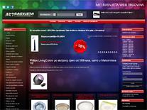 Art-rasvjeta Web Shop