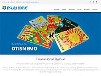 Tiskara Horvat - Offset tiskara Bjelovar Hrvatska